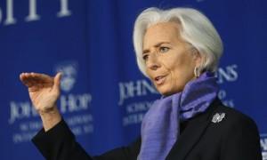 Глава МВФ: Экономика Украины оздоравливается