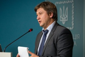 Данилюк: Транш кредита МВФ пойдет на пополнение резервов НБУ и укрепление гривны